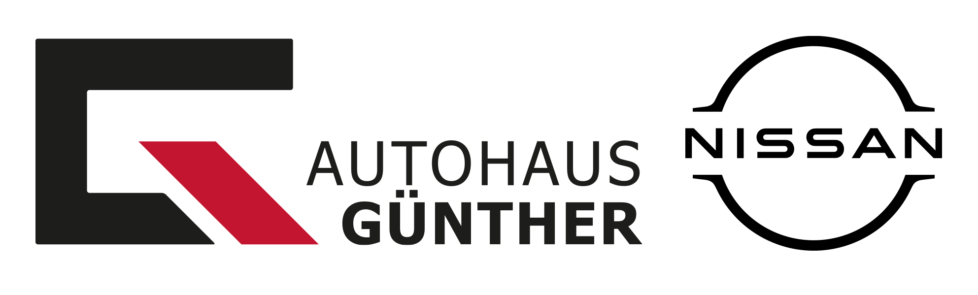 Autohaus Günther – Hamburgs größter Nissan Vertragshändler Logo