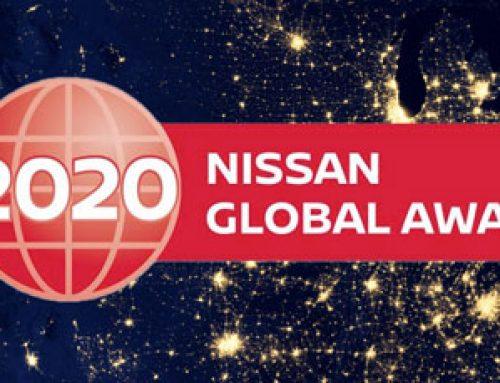 NISSAN Global Award 2020