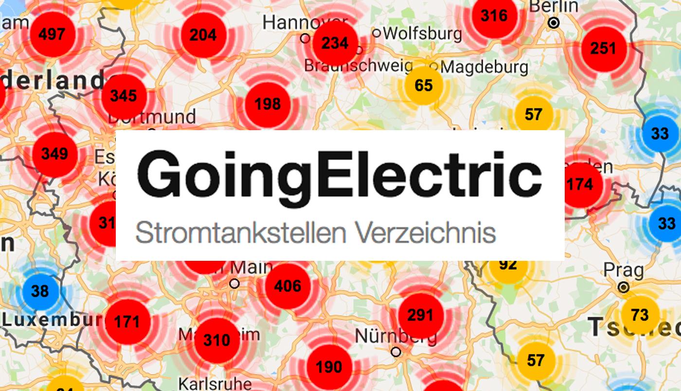 Stromtankstellenverzeichnis